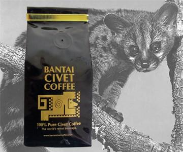 Civet Sh*t Coffee Beans