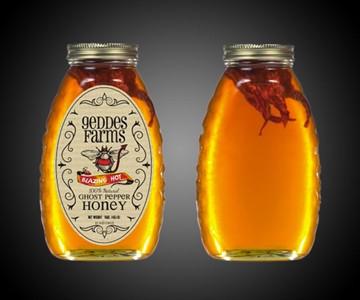 Ghost Pepper Honey