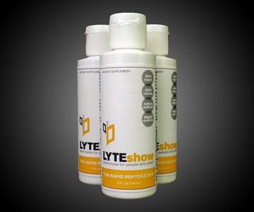 LyteShow Rapid Rehydration Electrolytes