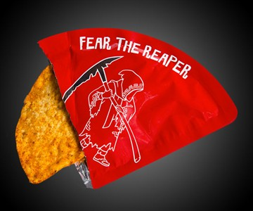 Paqui Carolina Reaper Madness Chip