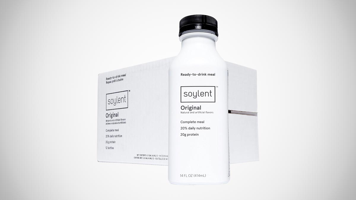 Soylent - Dog Food for Humans