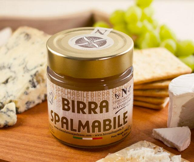 Spreadable Beer