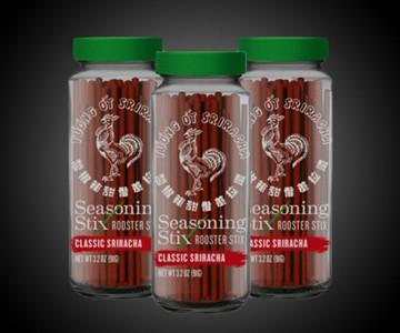 Sriracha Seasoning Stix