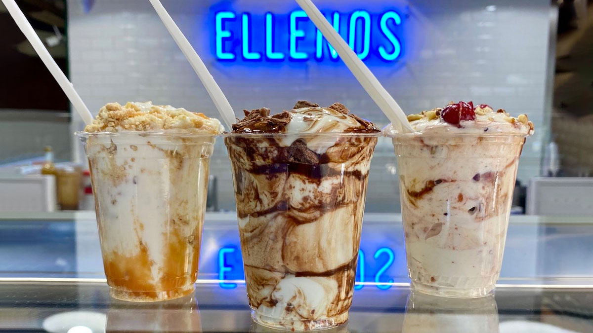Small Business Shoutout: Ellenos Yogurt