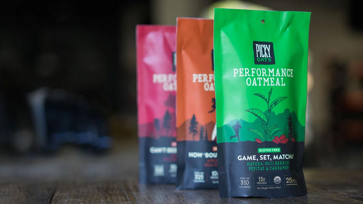 Picky Oats Organic Performance Oatmeal