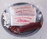 Amish Country Microwave Popcorn on the Cob