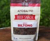 Ayoba-Yo Biltong Beef Snacks