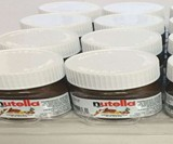 Mini Nutella Jars