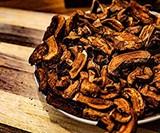 Shrooms Mushroom Crisps
