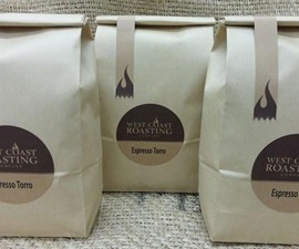 West Coast Roasting Hand-Roasted-to-Order Coffee