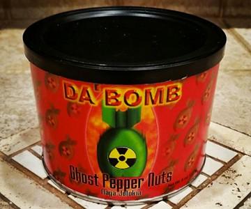 Da Bomb Ghost Pepper Nuts
