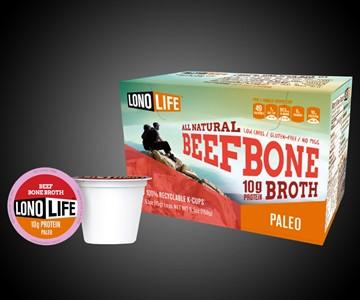 High-Protein Bone Broth K-Cups