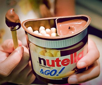 Nutella & Go! Snack Packs