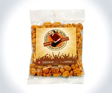 Punch in the Nuts Snack Mix
