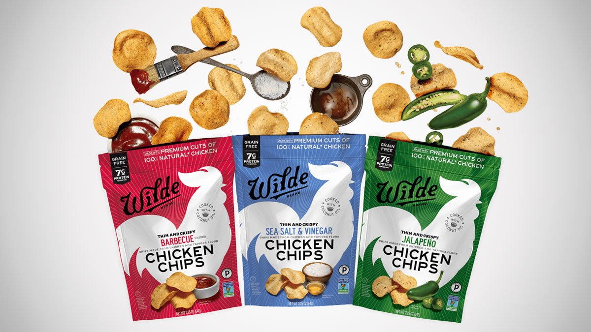 Wilde Chicken Protein Chips