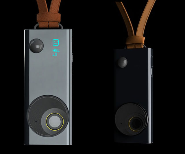 Autographer Intelligent Camera