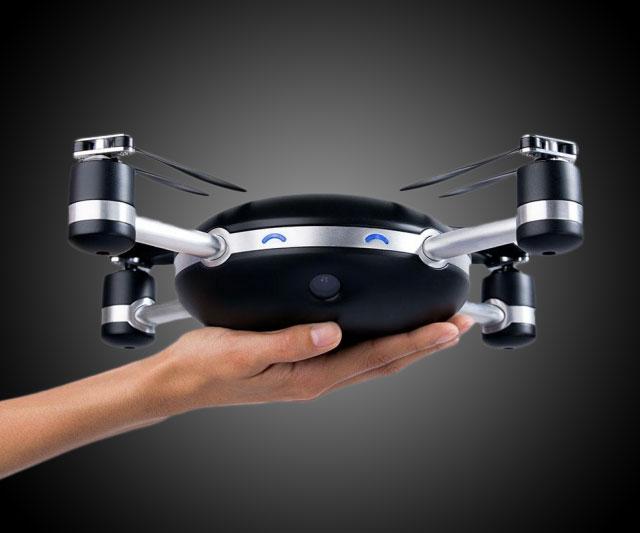 drone radiocommandé avec camera