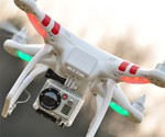 Phantom Quadcopter with GoPro Mount
