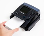 Polaroid Z340 Instant Camera - Loading Photo Paper