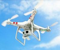 Phantom Quadcopter with GoPro Mount