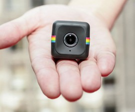 Polaroid CUBE+ 1440p Mini Camera