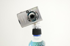 The Bottle Cap Tripod
