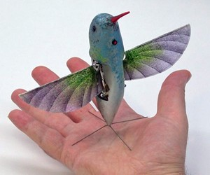 Nano Hummingbird Spy Camera
