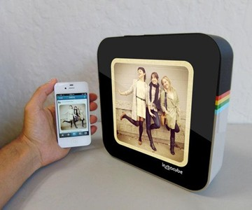 Instacube - Instant Instagram Photo Frame
