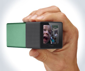 Lytro Living Pictures Camera
