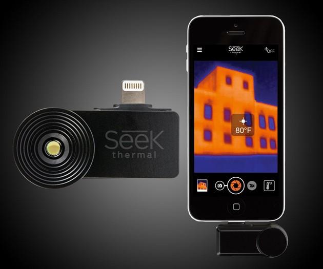 Seek Thermal Camera for Smartphones