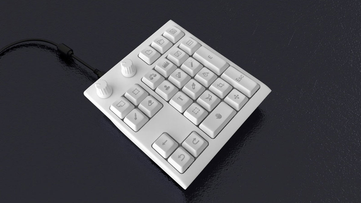 Keyboards for Photoshop