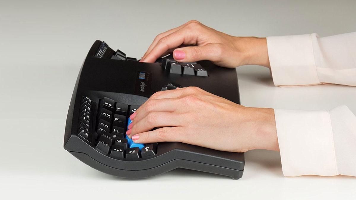 Kinesis Advantage2 Contoured Keyboard