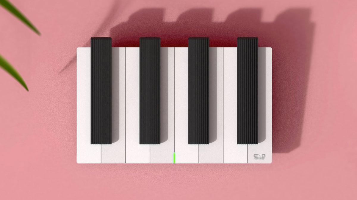 Piano WiFi Router