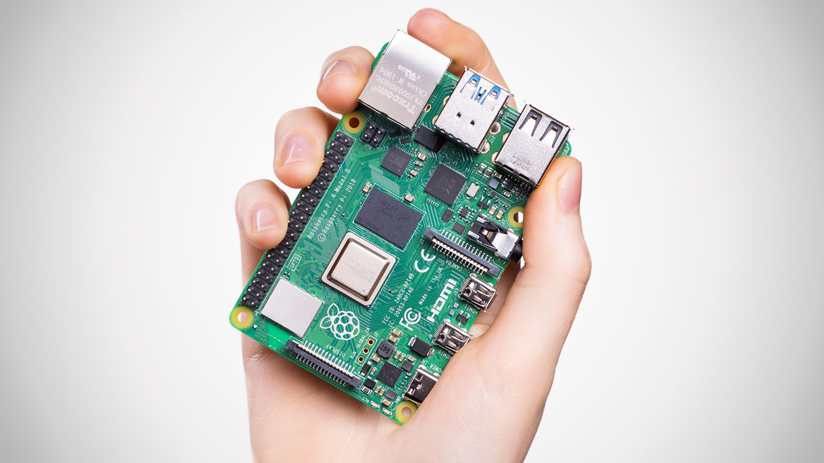 Raspberry pi 4 download image