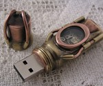 Steampunk USB Flash Drive-4262