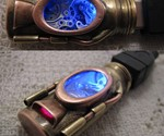 Steampunk USB Flash Drive-9990
