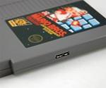 NES Cartridge Hard Drive Port