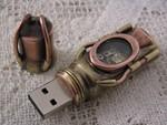 Steampunk USB Flash Drive-4262
