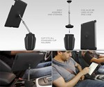 Cup Holder iPad Stand Assembly