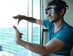 META SpaceGlasses - Wearable Computer