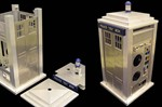 The TARDIS PC Assembly