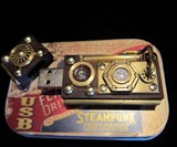 16GB Steampunk USB Flash Drive
