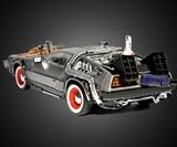 DeLorean External Hard Drive