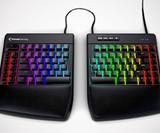 Kinesis Freestyle Edge RGB Split Gaming Keyboard