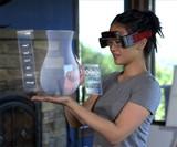 META SpaceGlasses - Wearable Computer