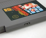 NES Cartridge Hard Drive Port