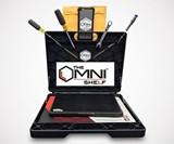 OmniShelf Computer Workstation
