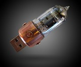 Pentode Radio Tube USB Flash Drive