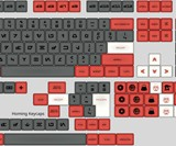 Star Wars Galactic Empire DSA Keycap Set