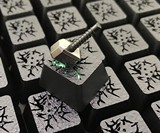Titanium Thor's Hammer Keyboard Keycap
